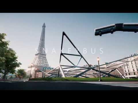 Snakeybus Trailer