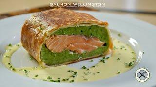 Salmon Wellington – Bruno Albouze – THE REAL DEAL
