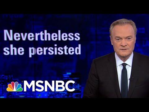 John Kelly Insults Elizabeth Warren In Disclosed Email | The Last Word | MSNBC