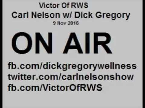 Dick Gregory- Trump