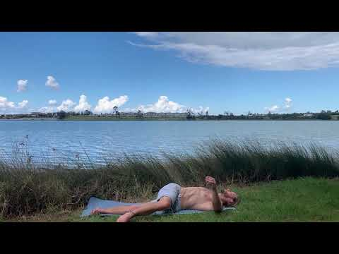 Supine Spinal Twist (Supta Matsyendrasana) (BHF)