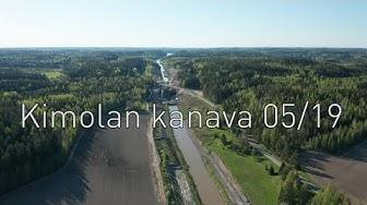 Kimolan kanava ja Vuolenkosken voimalaitos, Iitti - Kouvola, Finland