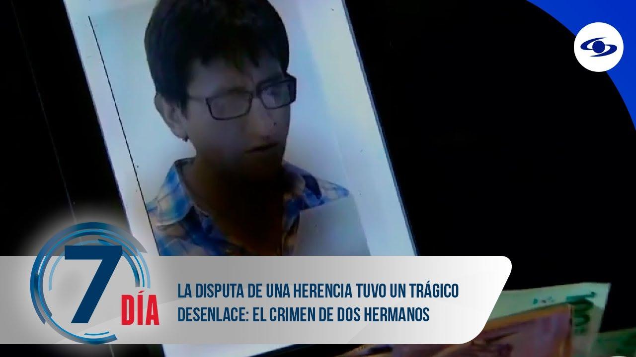 La disputa de una herencia tuvo un trágico desenlace: el crimen de dos hermanos - Séptimo Día