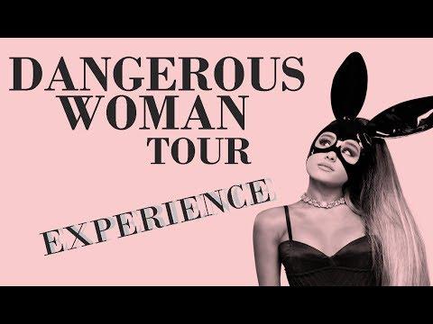 Dangerous Woman Tour Experience (Chile)