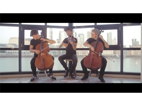 Cheap Thrills - Sia Violin Cello Cover Ember Trio