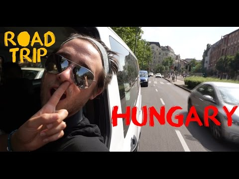 Budapest Hungary & Lake Balaton - Europe Road Trip & Travel Vlog