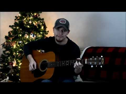 """Honky Tonk Christmas"" by Alan Jackson - Cover by Timothy Baker"