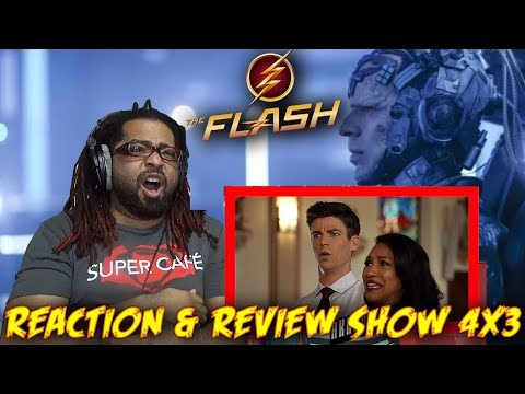"The Flash Season 4 Episode 3 Reaction & Review (""LUCK BE A LADY"")"