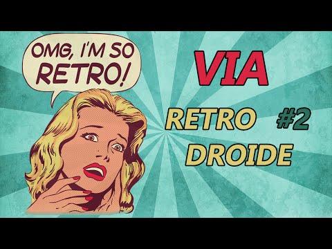 "VIA : Retro Droid ""Collector"" # 2 (Ekop, Bestmarmotte et Numberguy)"