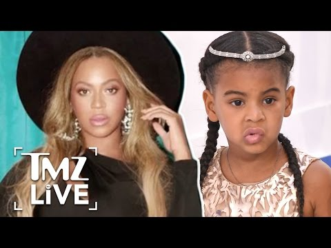 Beyonce The Fight Over Blue Ivy   TMZ Live