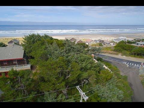 Ocean View Lot in Town | Carmel Ave | ManzanitaRealEstate.US