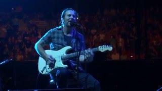 Pearl Jam - I Won't Back Down - Jacksonville (April 13, 2016)