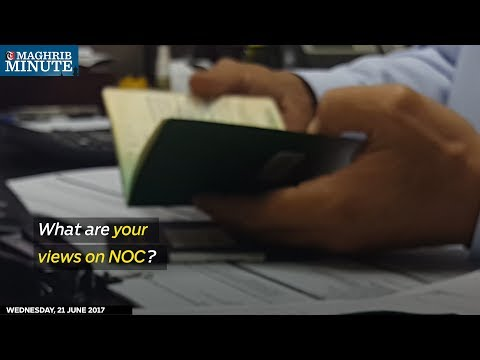 What are your views on NOC?