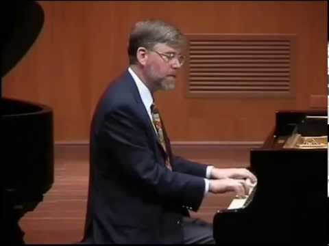Geoffrey Tozer in Recital - China 2005