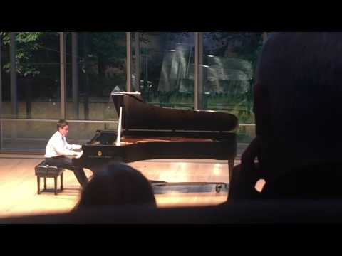 Gnomenreigen by Liszt, played at the Cleveland Institute of Music