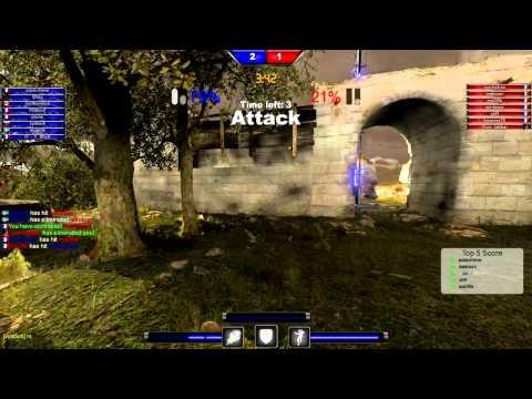Giochi di Merda - ShootMania Storm Beta ❆☃