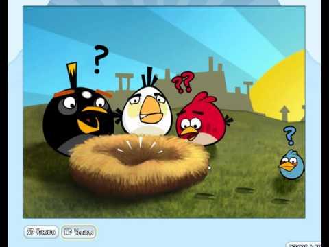 Angry Birds On Ubuntu: Courtesy Chrome HTML5