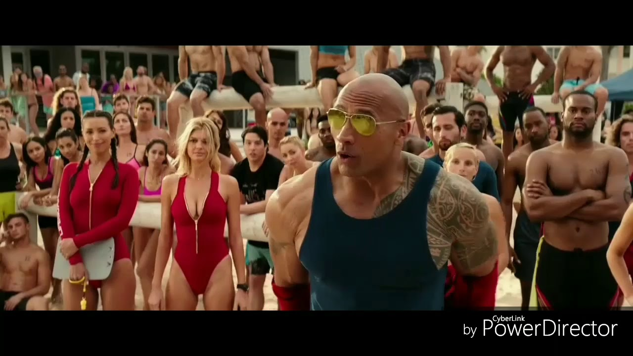 Download baywatch the rock vs zac efron in hindi by best movie clips