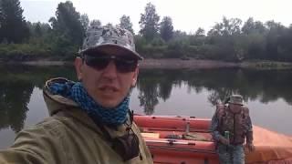 Рыбалка и отдых в верховьях р.Тайдон