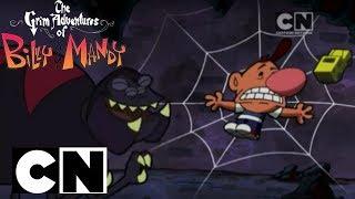 The Grim Adventures Of Billy & Mandy - Jeff's Web