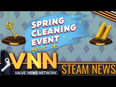 Steam Spring Cleaning is What I've Been Asking For.