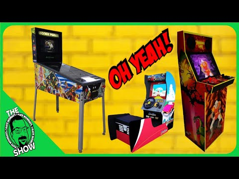 Was AtGames Legends Pinball Reservations a Success? Plus Arcade1Up OutRun & iiRcade! from PDubs Arcade Loft