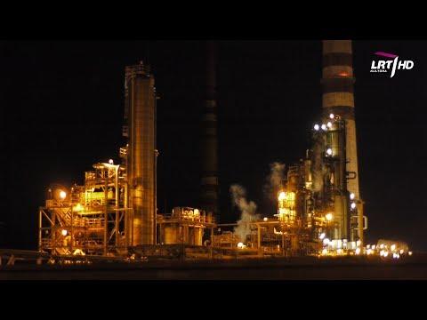 Mokslo sriuba: naftos perdirbimo gamykla Mažeikiuose (2 dalis)