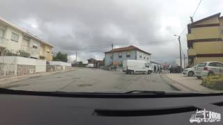 Wakacje 2017. Portugalia. Renault Captur, A Hiob Gamoń.