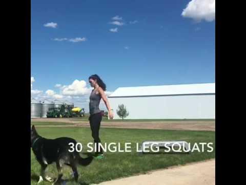 Farm Fit Workout w/ Kai Fit #2