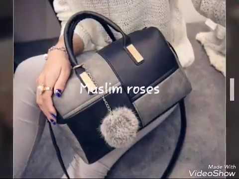 1cb513efc  آخر صيحات شنط و حقائب نسائية 2017👜 muslim roses - YouTube