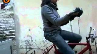 Вело/стиральная система