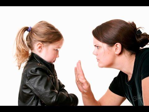 Как справиться с гневом на ребенка?