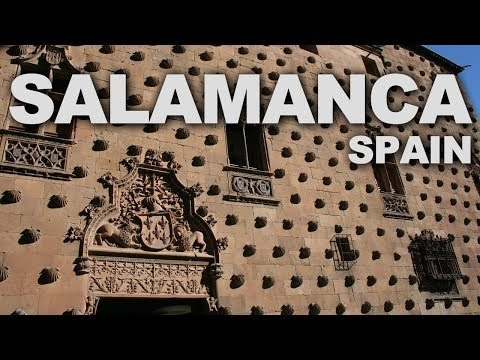 Salamanca, one of the Most Spectacular Renaissance Cities in Europe