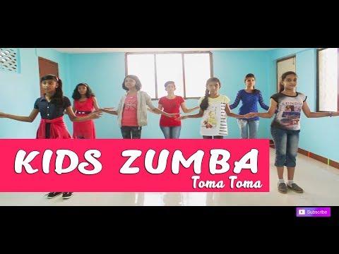 Kids Zumba ( Toma Toma Song)