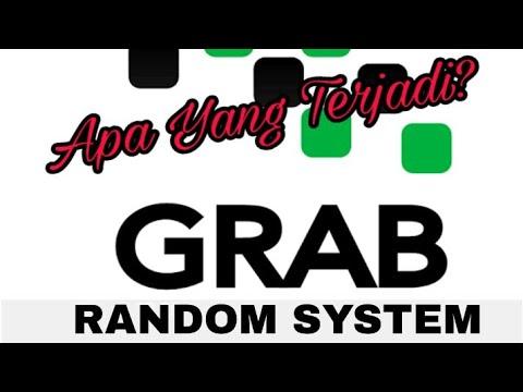 Random System Telah Diterapkan Grab,  Ini Mekanisme