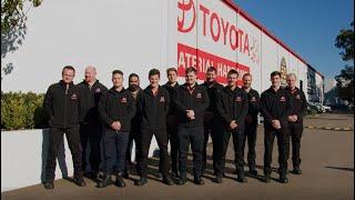 2021 TMHA Forklift Apprentice Intake