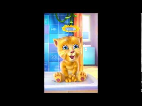Talking ginger Singing  dafter ki girl(yo...