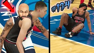 IM GETTING TRADED!! Broke His Ankles in Last Game With Timberwolves! NBA 2k18 MyCAREER Ep. 124