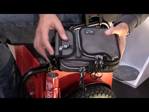 8ce0538fa605cb Rollstuhl Taschen Zubehör Qualität - YouTube