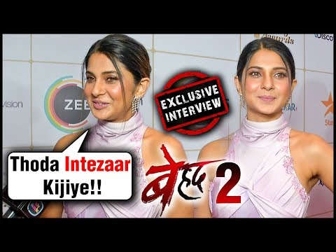 Jennifer Winget aka Maya REACTS On Beyhadh 2 | Indian Telly Awards 2019 | EXCLUSIVE