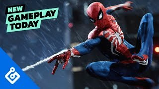 New Gameplay Today – Spider–Man