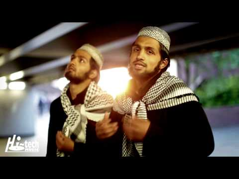 RABA NA YA RABA NA - DEEWANE MUSTAFA TWINS - OFFICIAL HD VIDEO - HI-TECH ISLAMIC