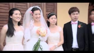 Wedding ZHU YU TING u0026 ZHANG YU SEN
