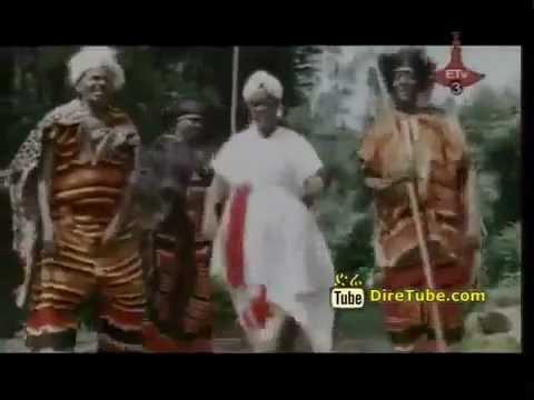 Wolayta music by Alemayehu Zassa- Kassay( Chewataw)