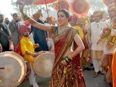 Ritesh Deshmukh Wedding Video  Ritesh Deshmukh And Genelia Dsouza Marriage Video