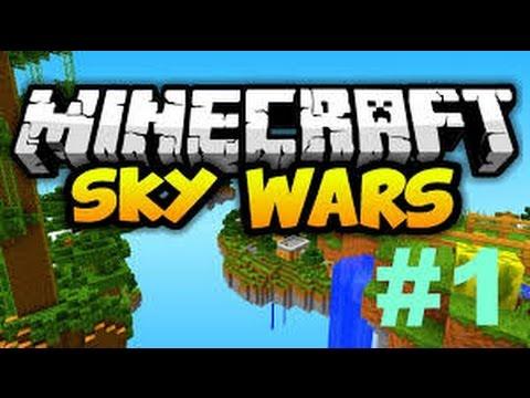 Minecraft - Skywars -Bölüm 1 - İşte Beleşcilik