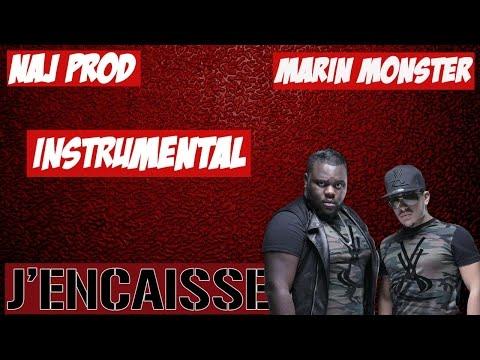 Naj prod - J'encaisse de Marin Monster |Karaoke/Instrumental]