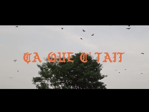 Alaclair Ensemble // Ça que c'tait // Vidéoclip officiel