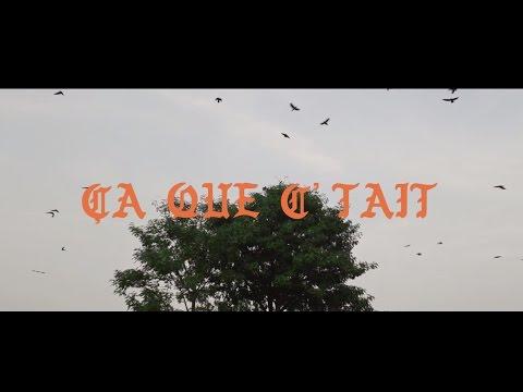 Alaclair Ensemble // Ça que c'tait // Vidéoclip officiel
