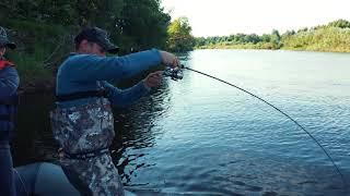 Приглашаем на сплавную рыбалку!